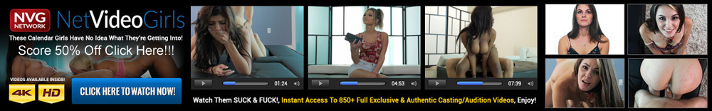 Get your Net Video Girls 50% off discount!
